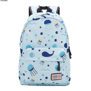 Back to school Girls fashion backpack