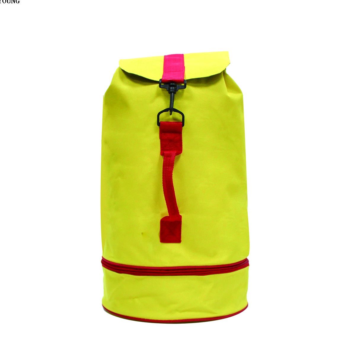 Fashion Outdoor Bucket Duffel Bag with Flap