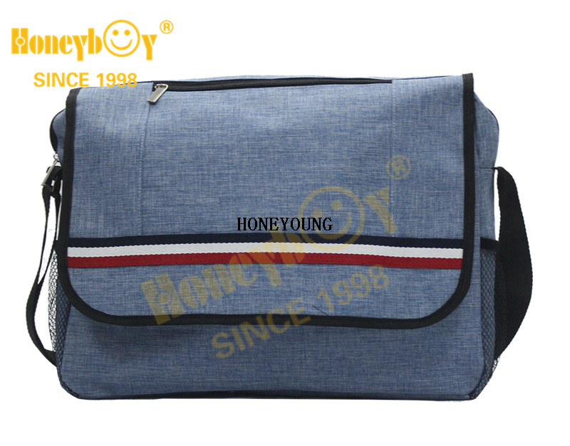 New Design 2tone Custom Teenager Shoulder Bag HY-H006
