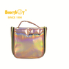 2020 Custom Logo Cosmetic Bag PU Transparent HY-M003