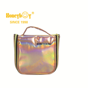 Pu Cosmetic Private Organizer Make Up Bag