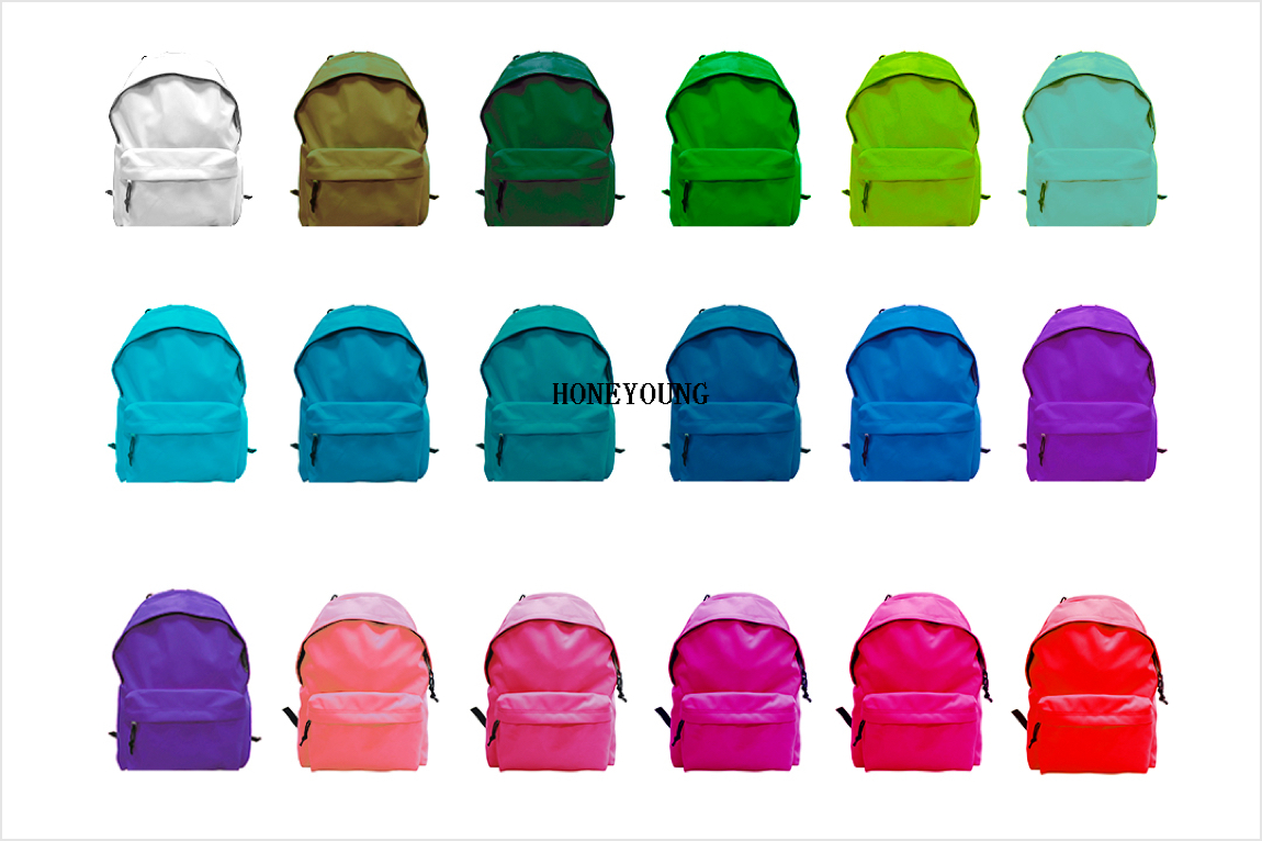 classical light weight promotional backpack