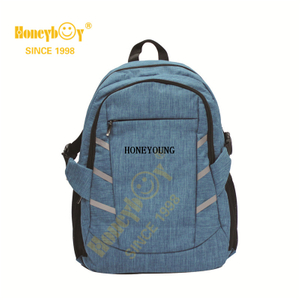 School Laptop Computer Backpack with Shoulder Strap HY-A132
