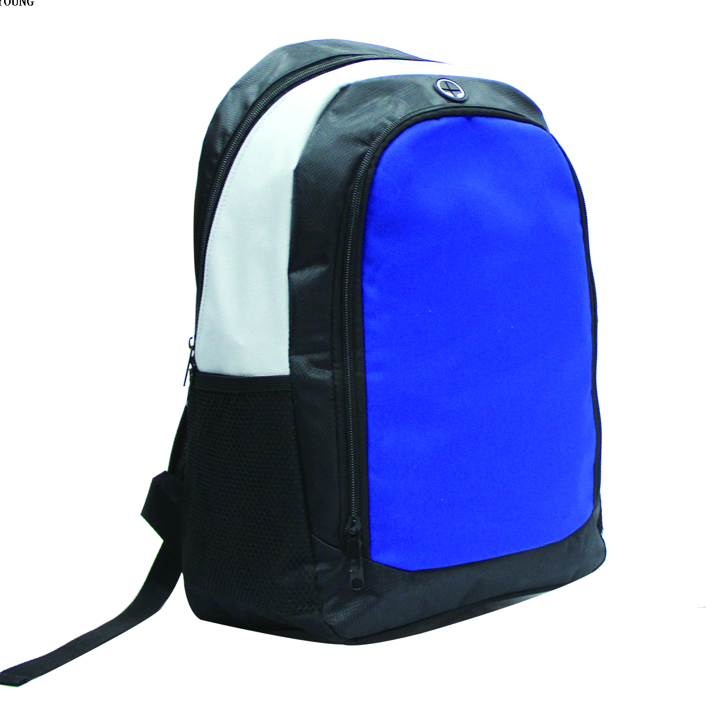 Classic Mens Large Backpack Rucksack Bag - 100% Plain Backpack Without Logo