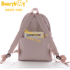 Most Popular Macarone University Nylon School Backpack HY-A158