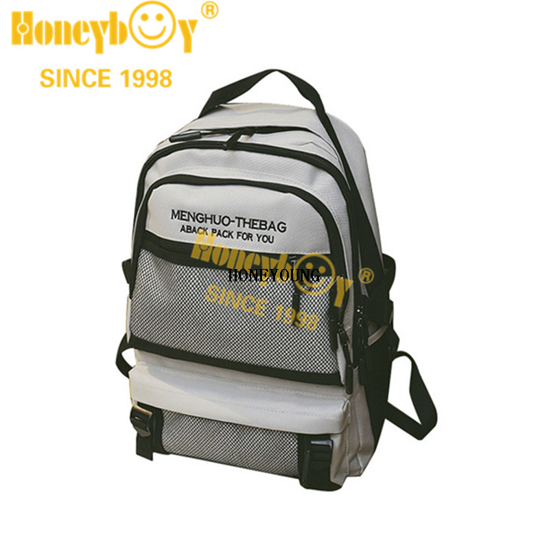 Fashionable Medium Teenagers Travelling Hiking Outdoor Backpack