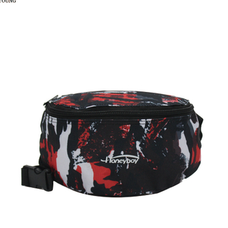 Fashion Different Pattern Teens Camo Waist Bag HY-O006
