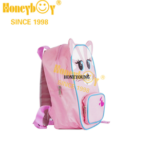 Manufacture Small Cute Cat Girls Children Backpack