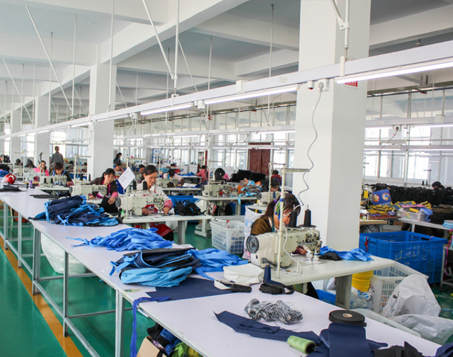 backpack manufacture