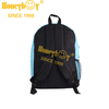 Chinese Simple Two Compartment 600D School Backpack