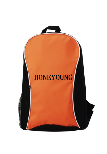 15.6inch Online Simple Promotional Bag with Piping