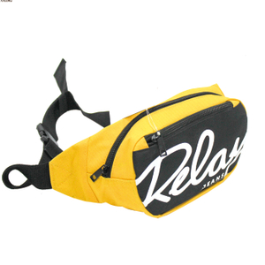 600D Small Logo Printing Cycling Waist Bag HY-O002