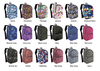 Lighit Weight New Design Basic Pattern Backpack HY-A110