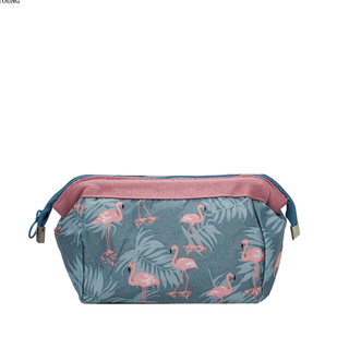 420D Polyester fashion cosmetic bag