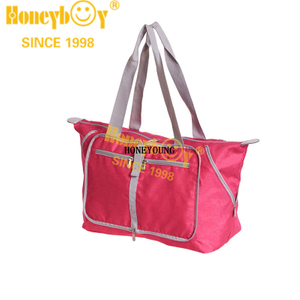 Hot Sale Lightweight Waterproof Foldable Shopping Bag