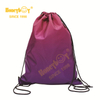 Sports Bags Drawstring Backpack with Gradient Color