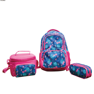 Wholesale Personalized Girls Middle School Bag Set